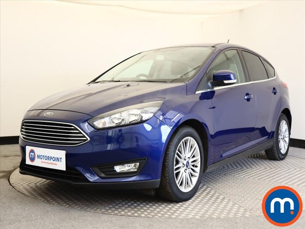 Ford Focus Zetec Edition - Stock Number 1139059 Passenger side front corner