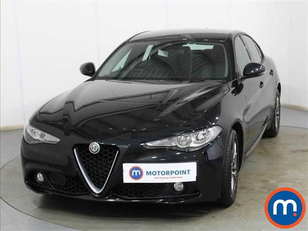 Alfa Romeo Giulia Super - Stock Number 1136286 Passenger side front corner
