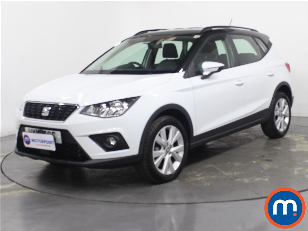 Seat Arona SE Technology Lux - Stock Number 1135777 Passenger side front corner