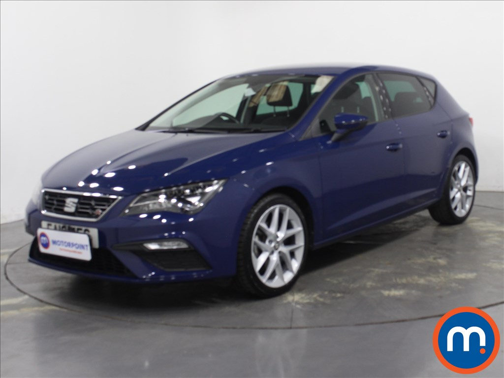Seat Leon FR Technology - Stock Number 1137464 Passenger side front corner