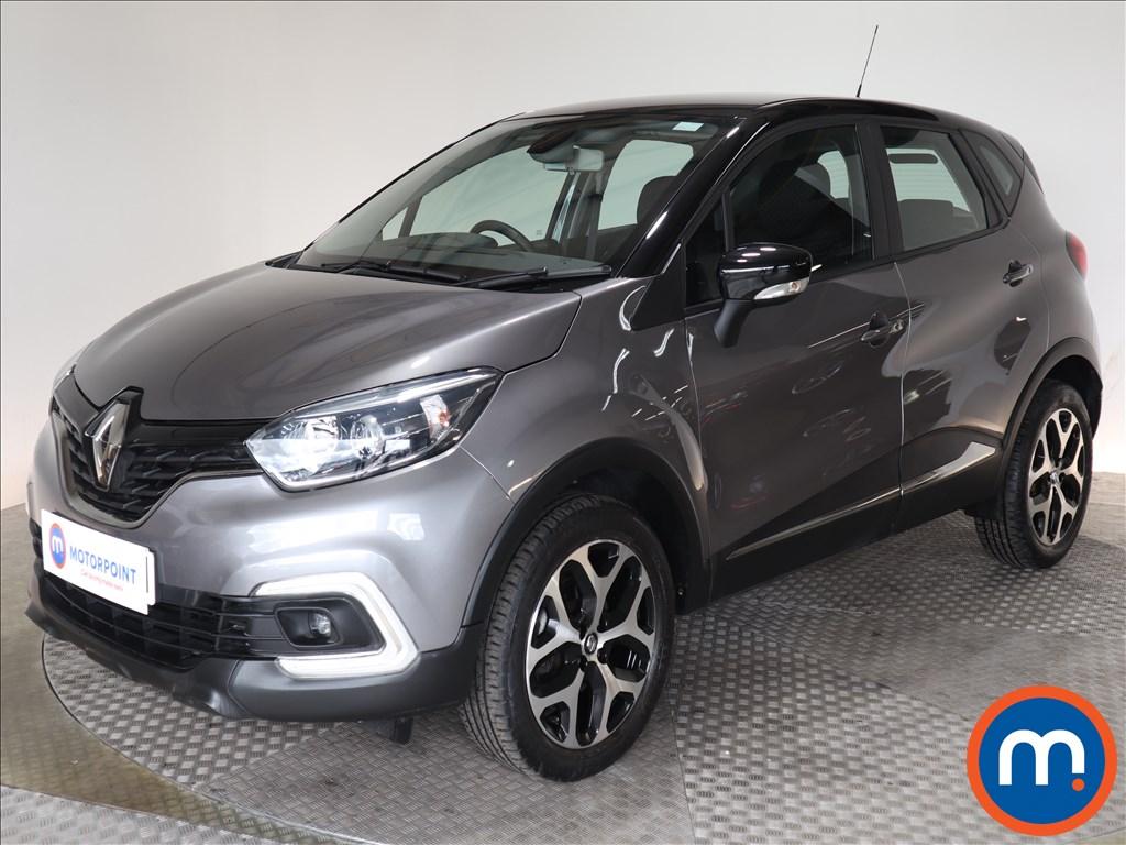 Renault Captur Dynamique Nav - Stock Number 1133503 Passenger side front corner