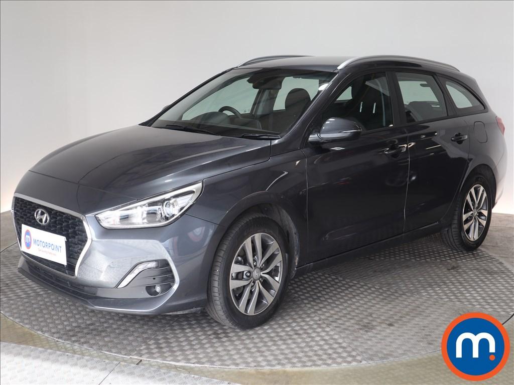 Hyundai I30 1.0T GDI SE Nav 5dr - Stock Number 1131560 Passenger side front corner
