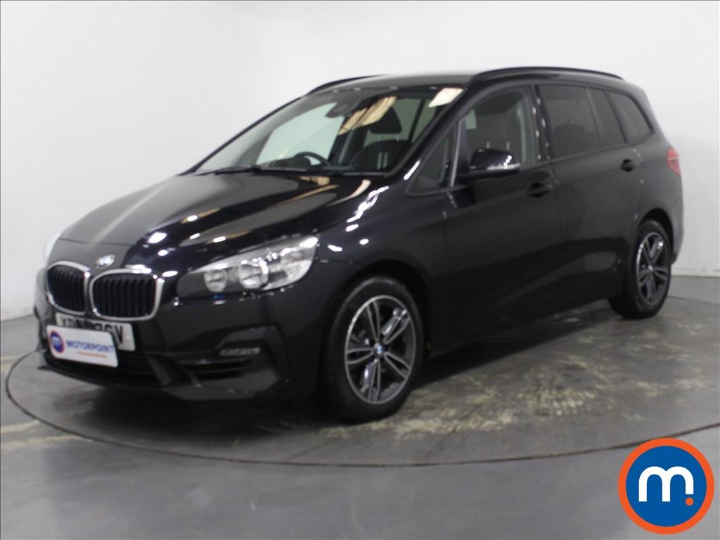 BMW 2 Series Sport - Stock Number 1137200 Passenger side front corner