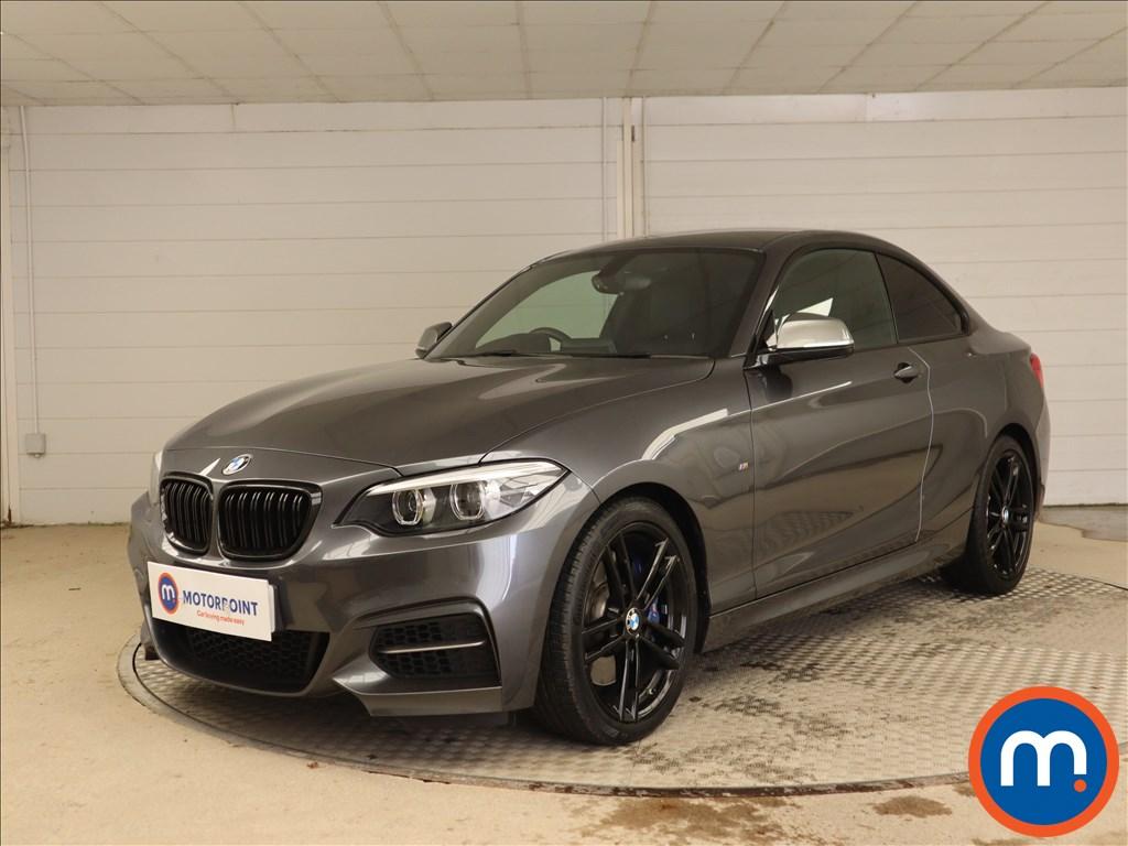 BMW 2 Series M240i - Stock Number 1137230 Passenger side front corner