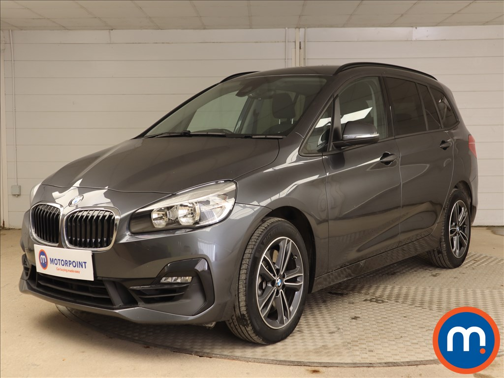 BMW 2 Series 220i Sport 5dr DCT - Stock Number 1132350 Passenger side front corner