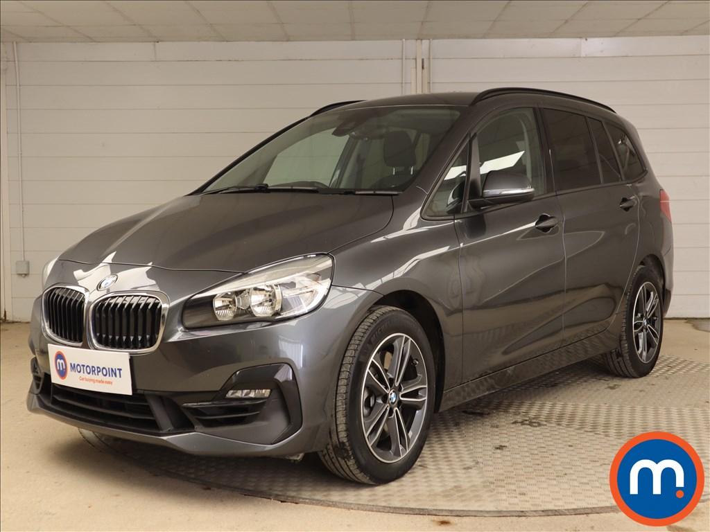 BMW 2 Series Sport - Stock Number 1132350 Passenger side front corner
