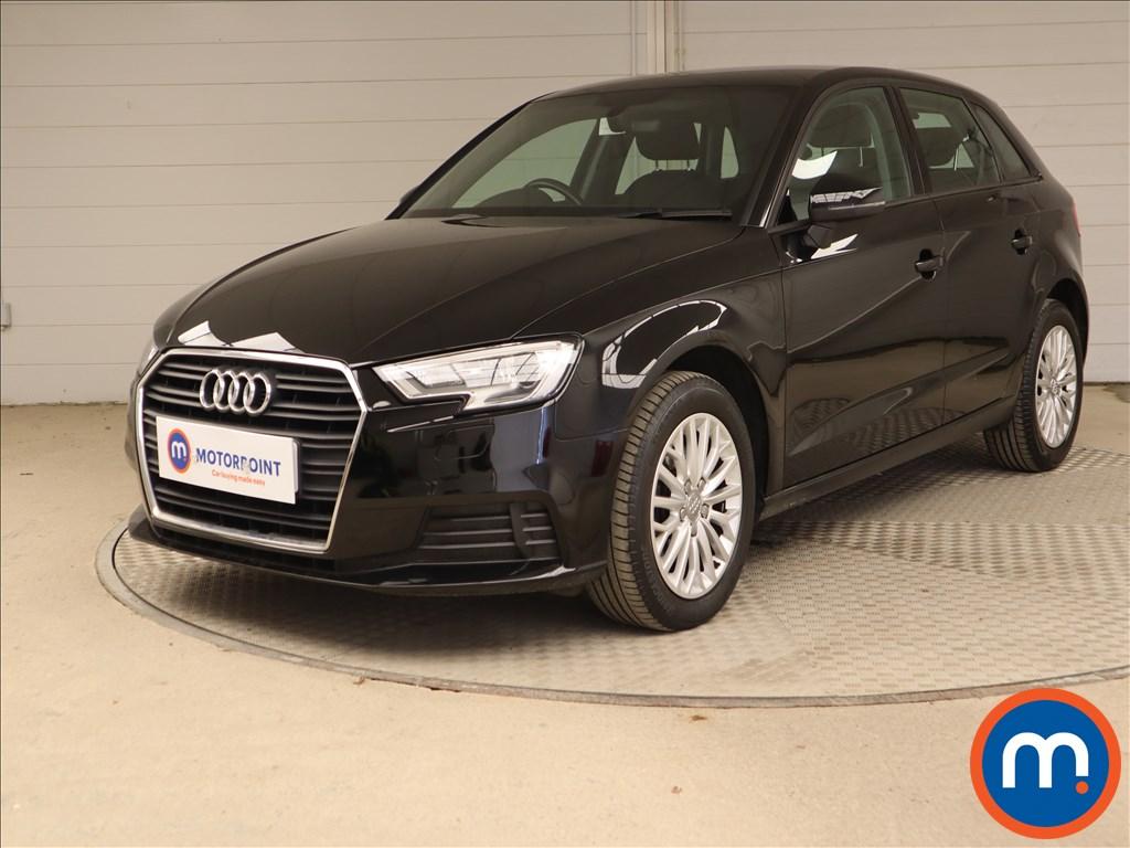 Audi A3 SE Technik - Stock Number 1126402 Passenger side front corner