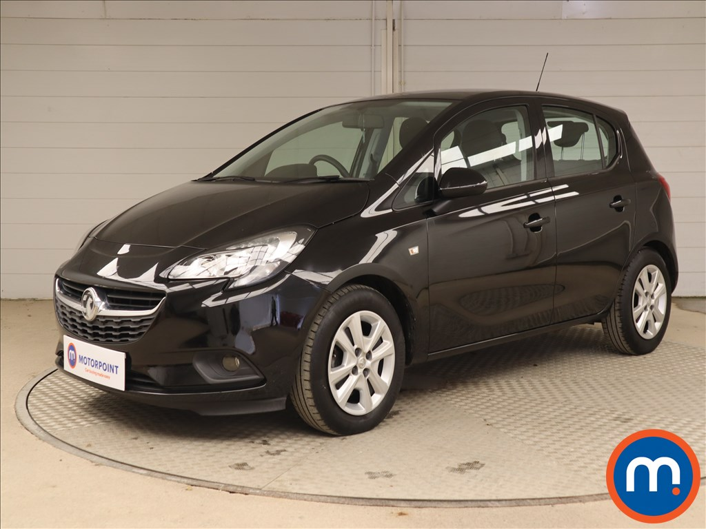 Vauxhall Corsa Design - Stock Number 1138718 Passenger side front corner