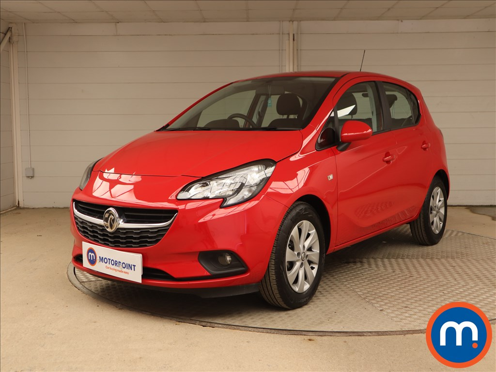 Vauxhall Corsa Design - Stock Number 1122151 Passenger side front corner