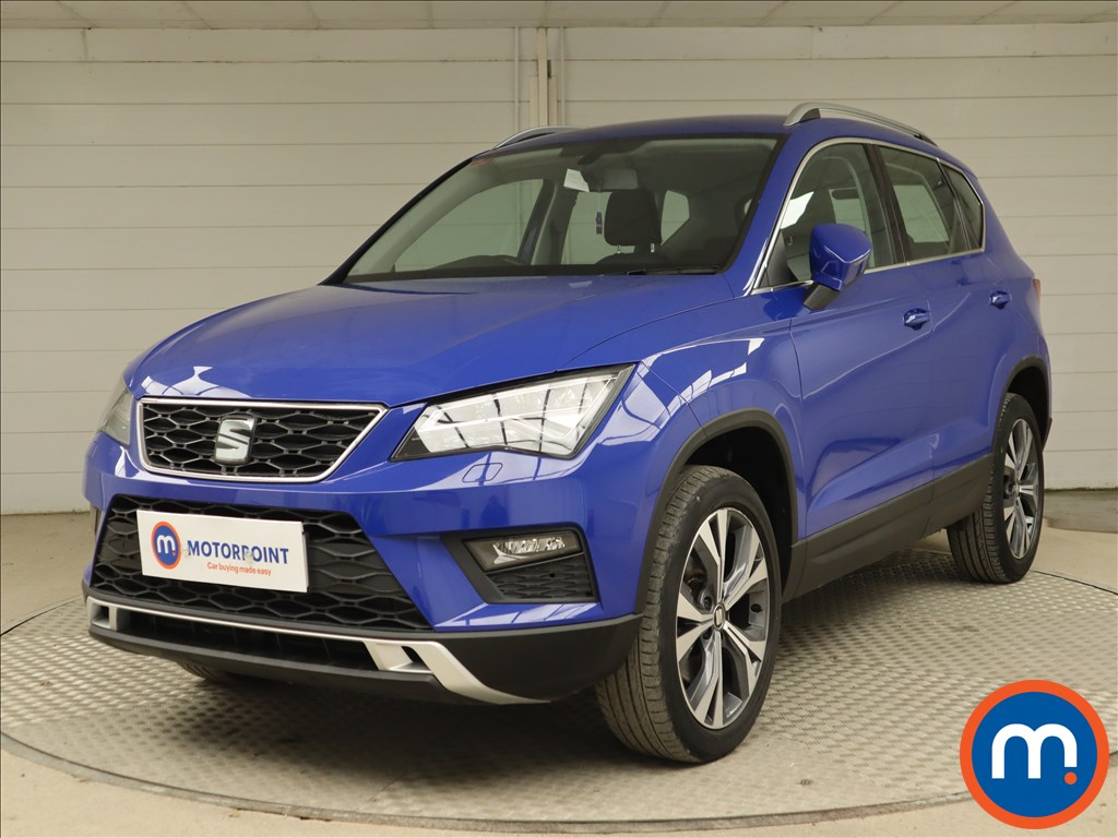 Seat Ateca SE Technology - Stock Number 1134460 Passenger side front corner