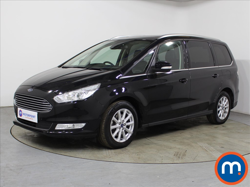 Ford Galaxy Titanium X - Stock Number 1128406 Passenger side front corner