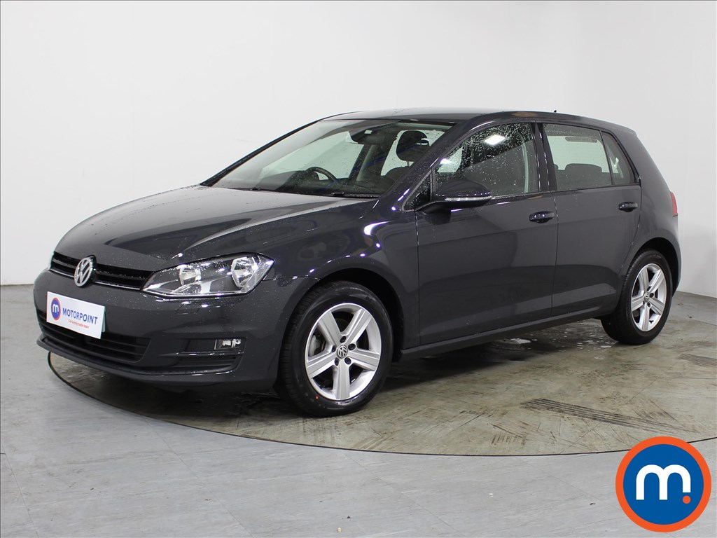 Volkswagen Golf Match Edition - Stock Number 1134494 Passenger side front corner