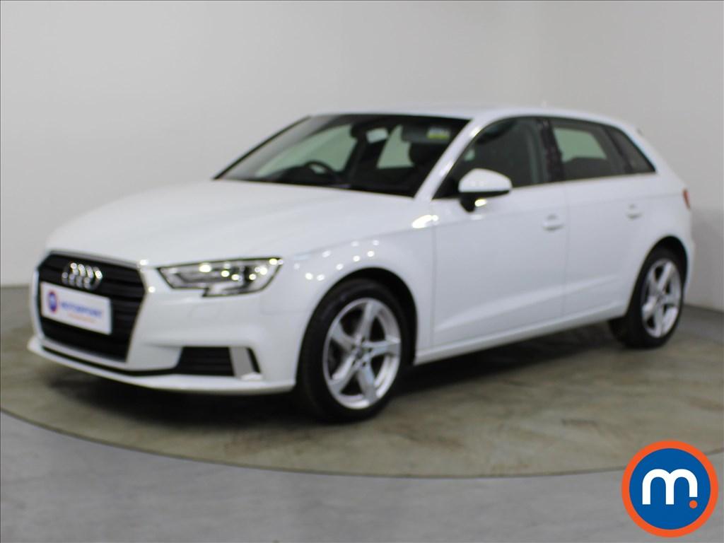 Audi A3 Sport - Stock Number 1132143 Passenger side front corner