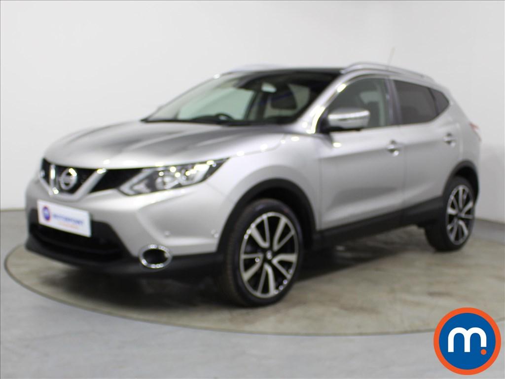 Nissan Qashqai 1.2 DiG-T Tekna 5dr - Stock Number 1136570 Passenger side front corner