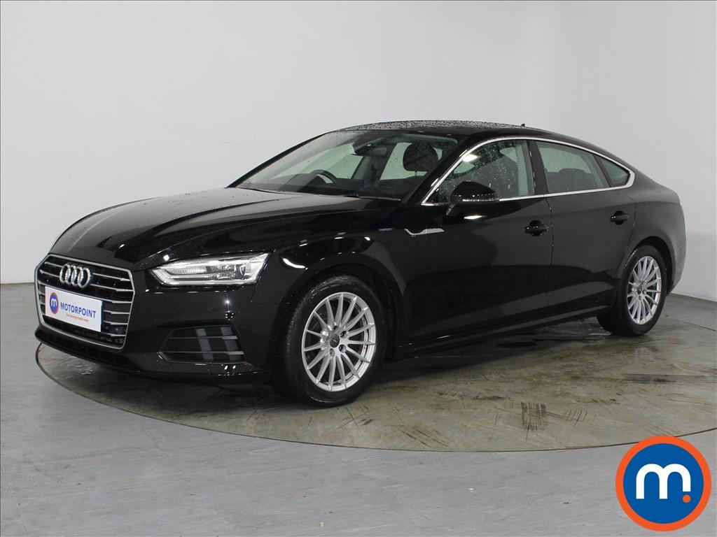 Audi A5 SE - Stock Number 1134294 Passenger side front corner