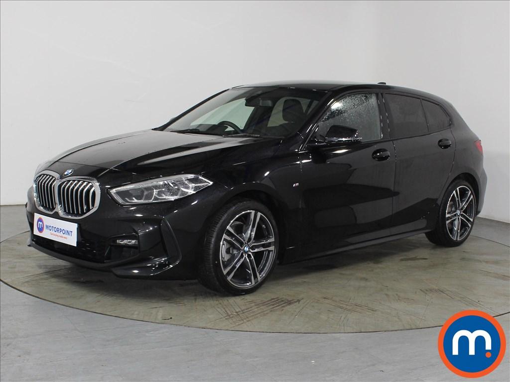 BMW 1 Series M Sport - Stock Number 1136616 Passenger side front corner