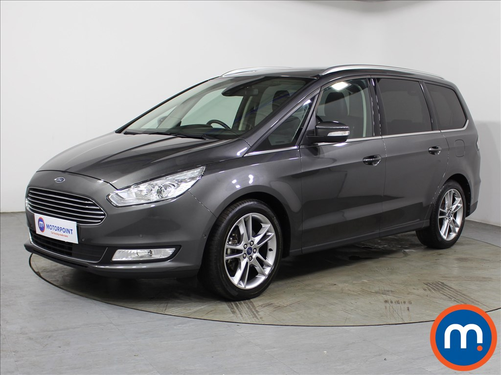 Ford Galaxy 2.0 EcoBlue 190 Titanium X 5dr - Stock Number 1129468 Passenger side front corner