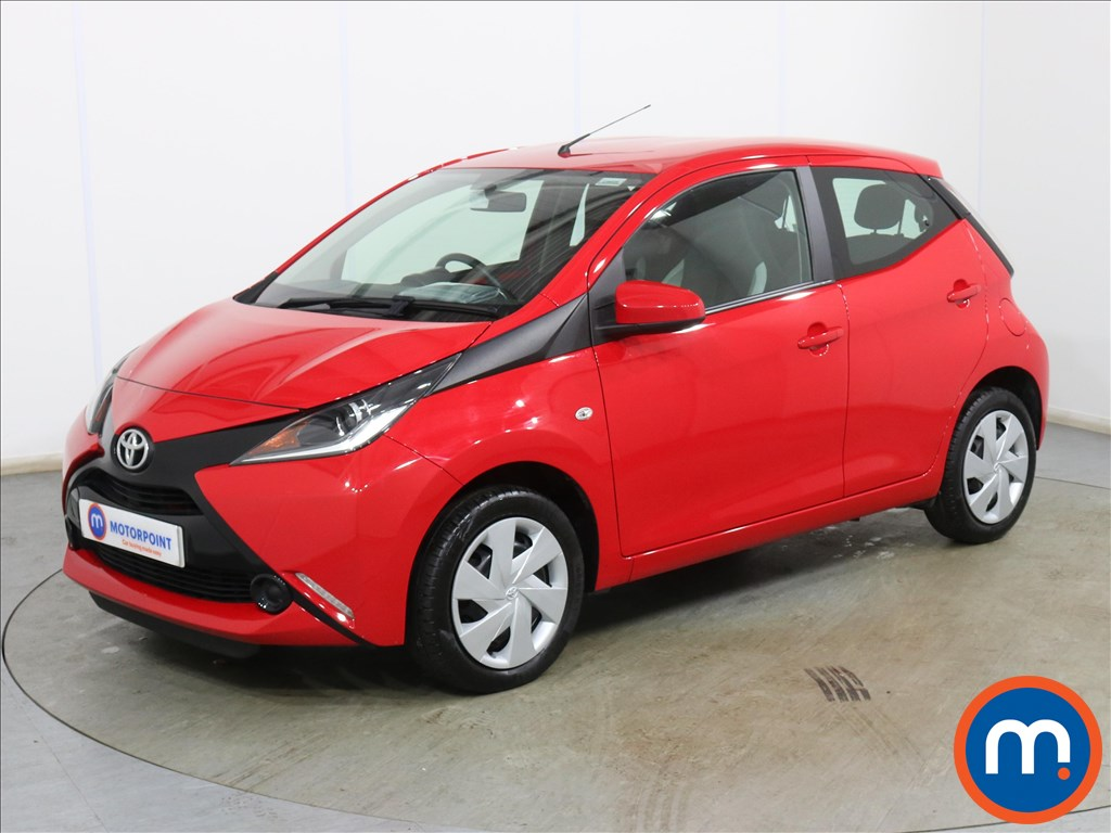 Toyota Aygo X-Play - Stock Number 1137484 Passenger side front corner