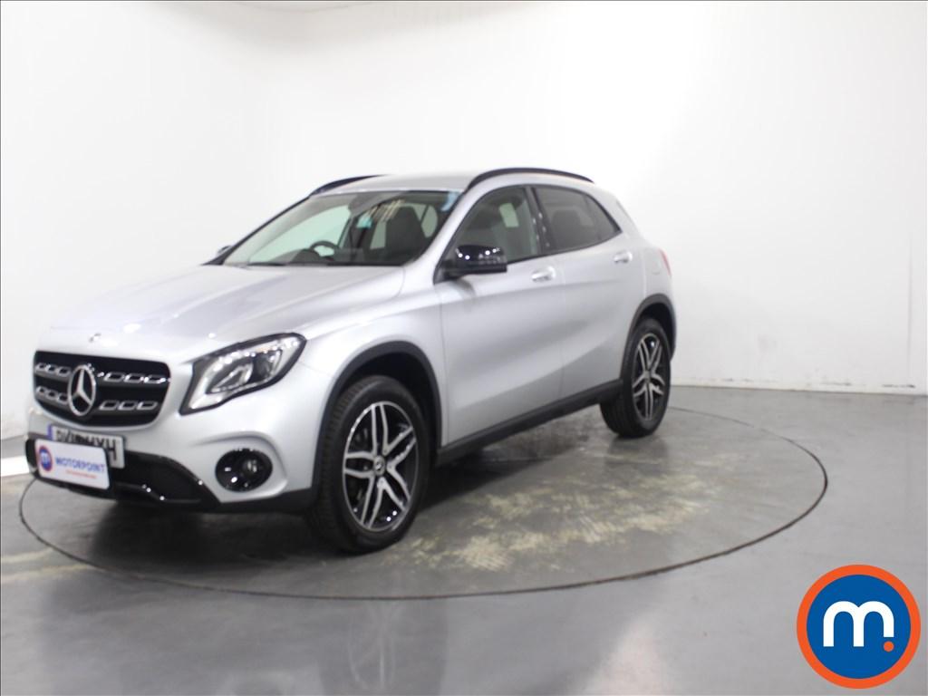 Mercedes-Benz GLA Urban Edition - Stock Number 1137521 Passenger side front corner