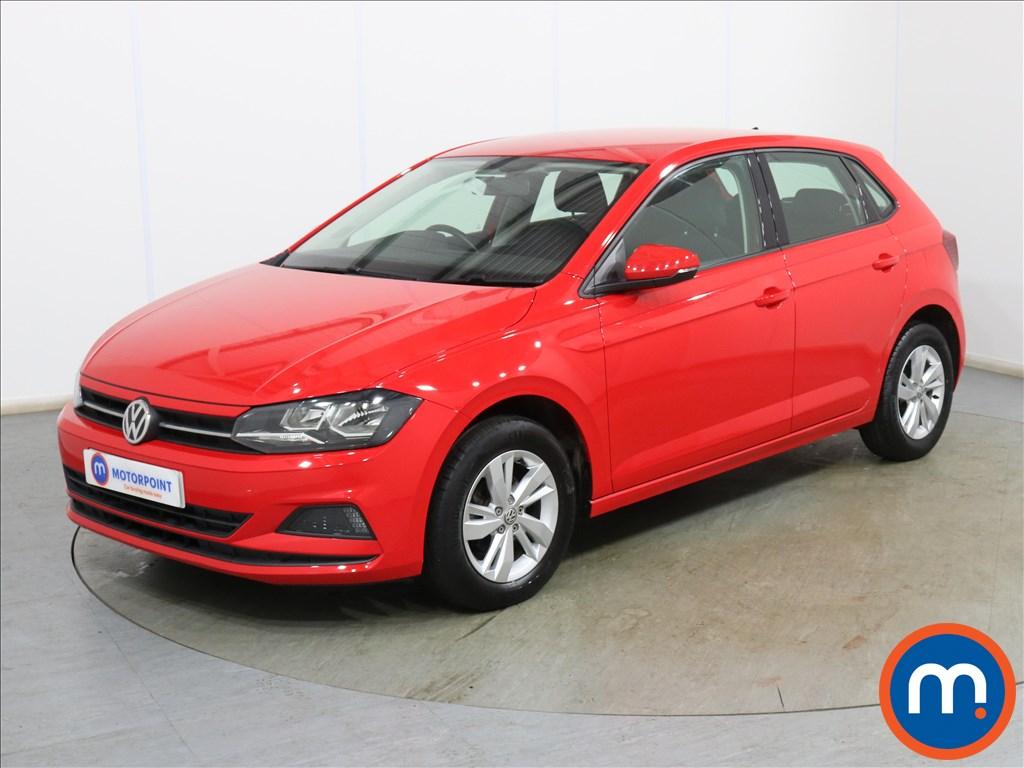 Volkswagen Polo SE - Stock Number 1138239 Passenger side front corner