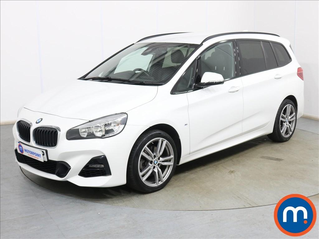 BMW 2 Series M Sport - Stock Number 1135612 Passenger side front corner