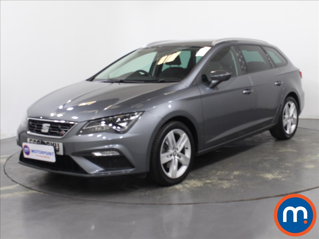 Seat Leon FR Technology - Stock Number 1137638 Passenger side front corner