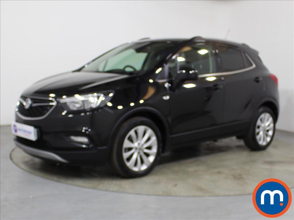 Vauxhall Mokka X Elite Nav - Stock Number 1125977 Passenger side front corner