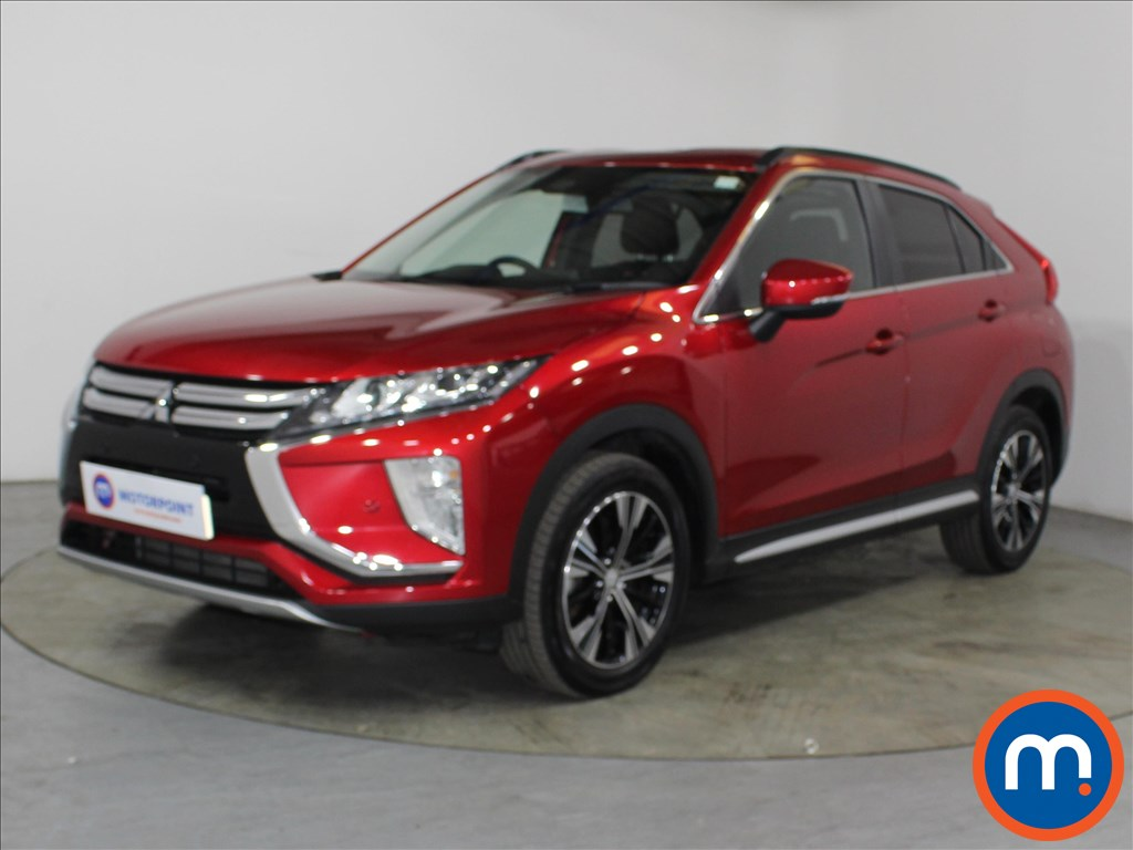 Mitsubishi Eclipse Cross Dynamic - Stock Number 1135860 Passenger side front corner