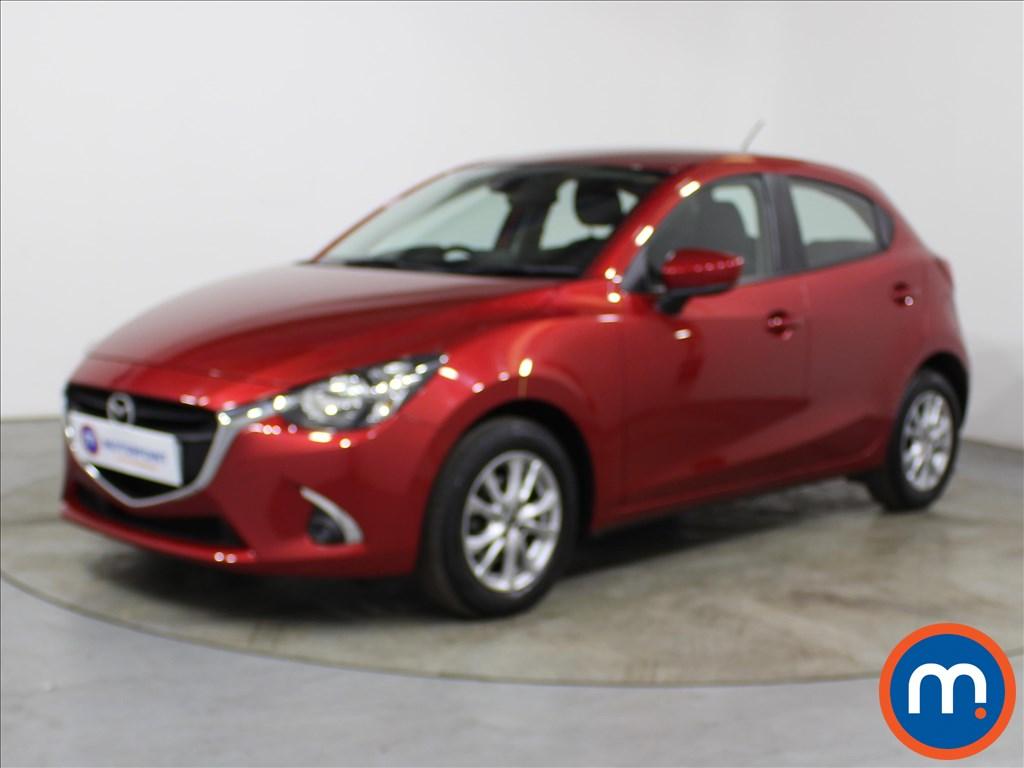 Mazda 2 SE-L - Stock Number 1127115 Passenger side front corner