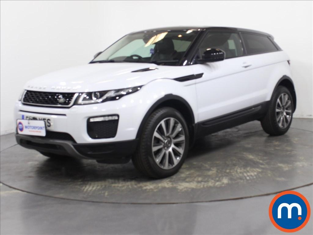 Land Rover Range Rover Evoque SE Tech - Stock Number 1124616 Passenger side front corner
