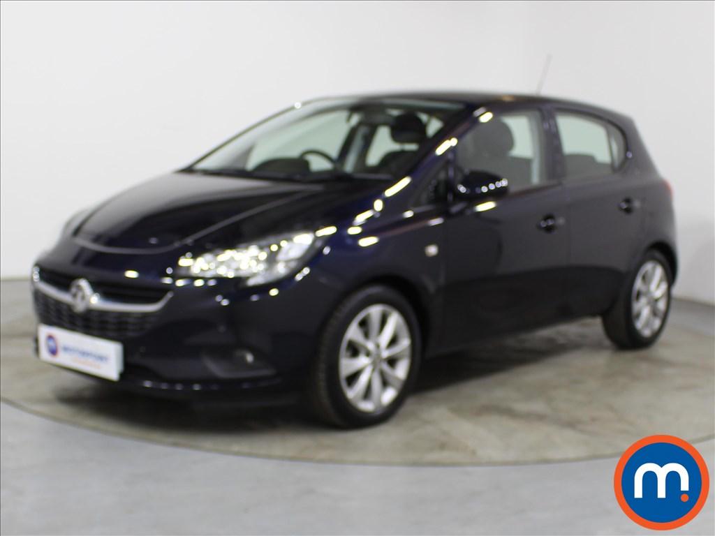 Vauxhall Corsa Energy - Stock Number 1131177 Passenger side front corner