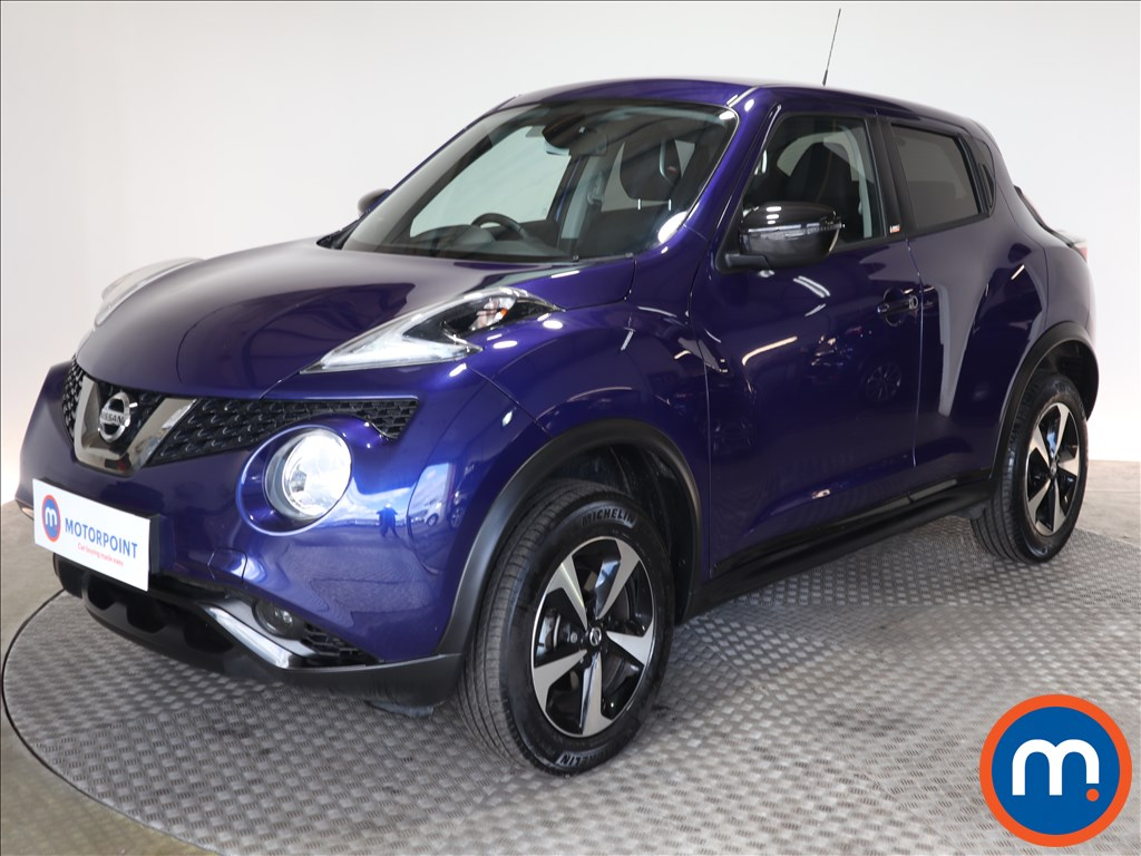 Nissan Juke Bose Personal Edition - Stock Number 1136049 Passenger side front corner