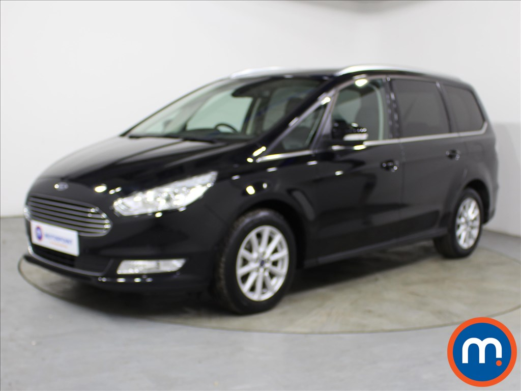 Ford Galaxy 2.0 EcoBlue 150 Titanium X 5dr - Stock Number 1129579 Passenger side front corner
