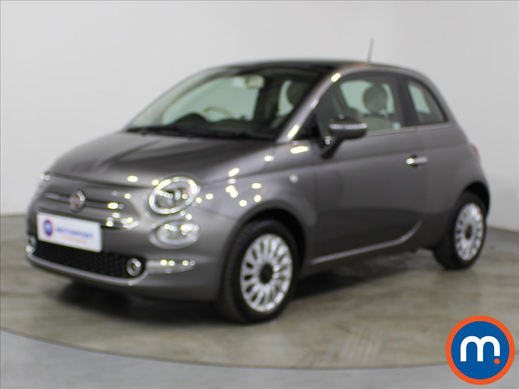 Fiat 500 Lounge - Stock Number 1135283 Passenger side front corner