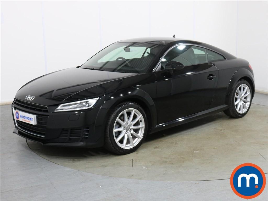 Audi TT Sport - Stock Number 1137239 Passenger side front corner