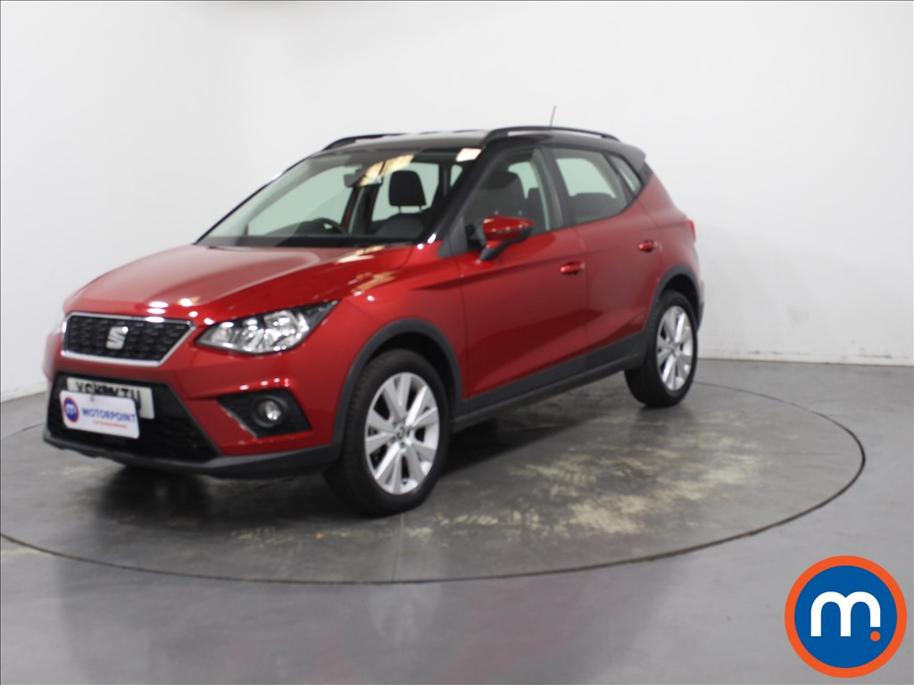 Seat Arona SE Technology Lux - Stock Number 1137151 Passenger side front corner