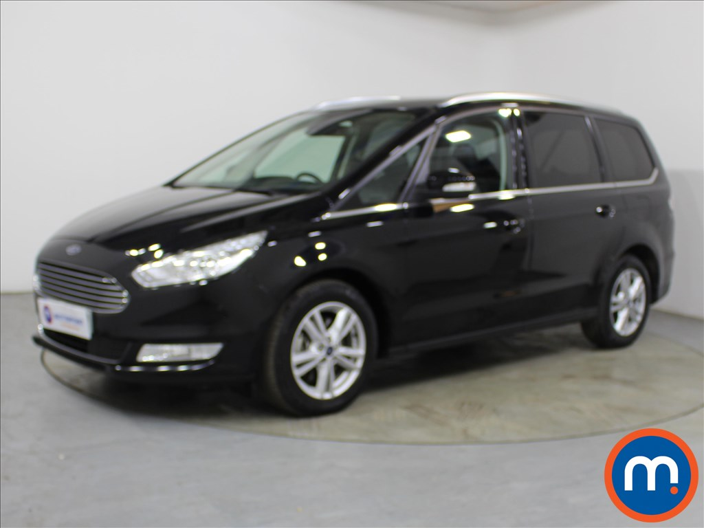 Ford Galaxy Titanium - Stock Number 1134388 Passenger side front corner