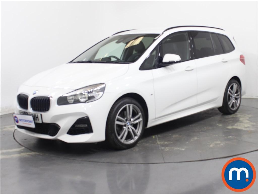 BMW 2 Series 218i M Sport 5dr Step Auto - Stock Number 1137918 Passenger side front corner