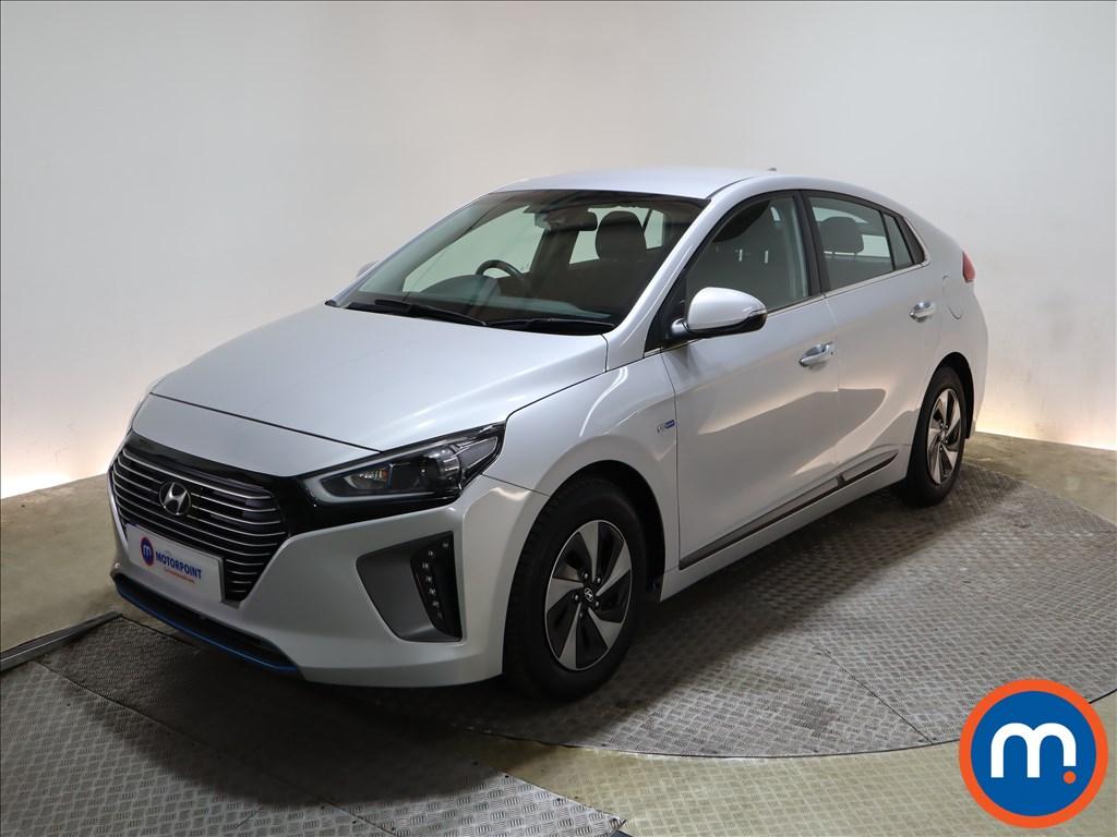 Hyundai Ioniq Premium - Stock Number 1126085 Passenger side front corner