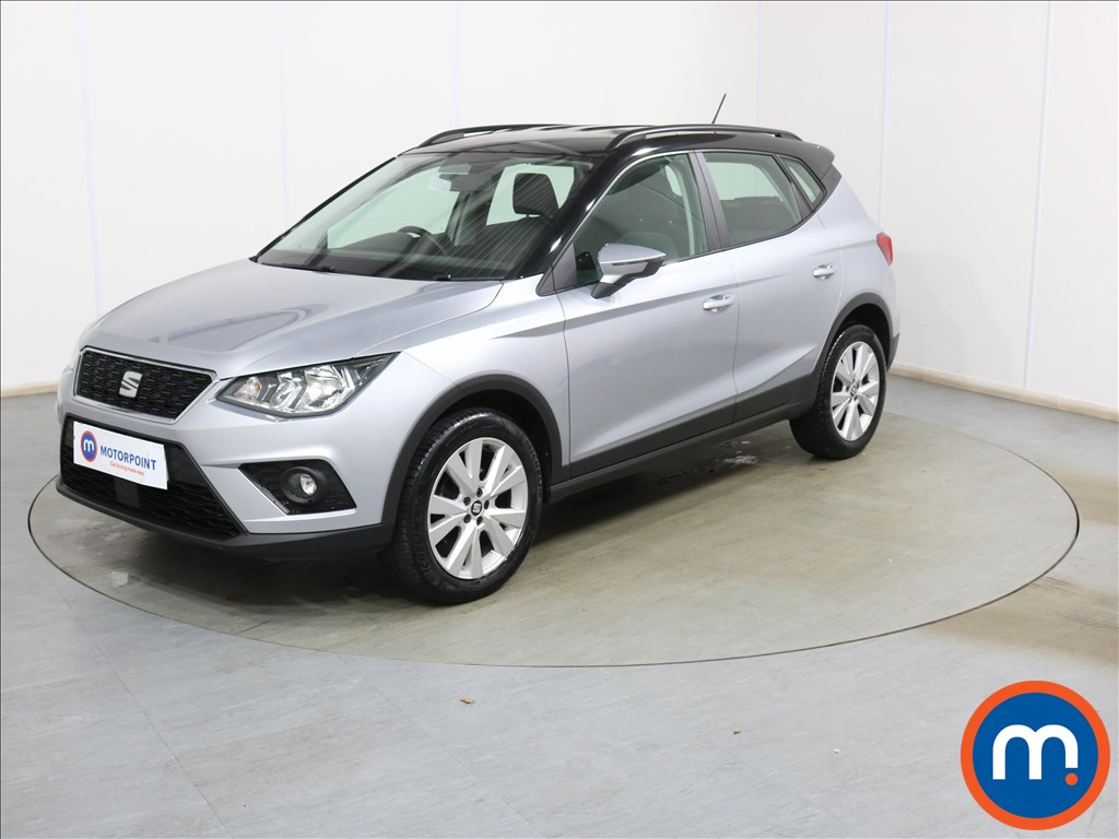 Seat Arona SE Technology Lux - Stock Number 1138297 Passenger side front corner