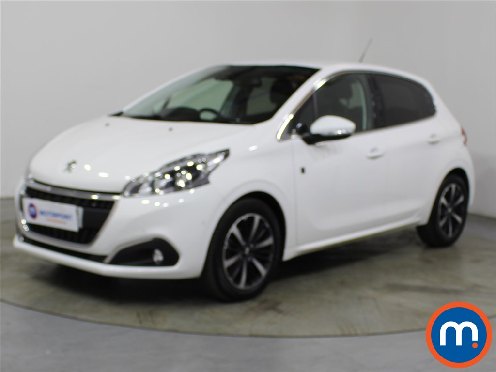 Peugeot 208 Tech Edition - Stock Number 1135291 Passenger side front corner