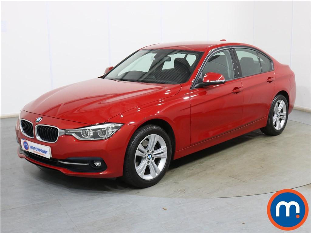 BMW 3 Series Sport - Stock Number 1135486 Passenger side front corner
