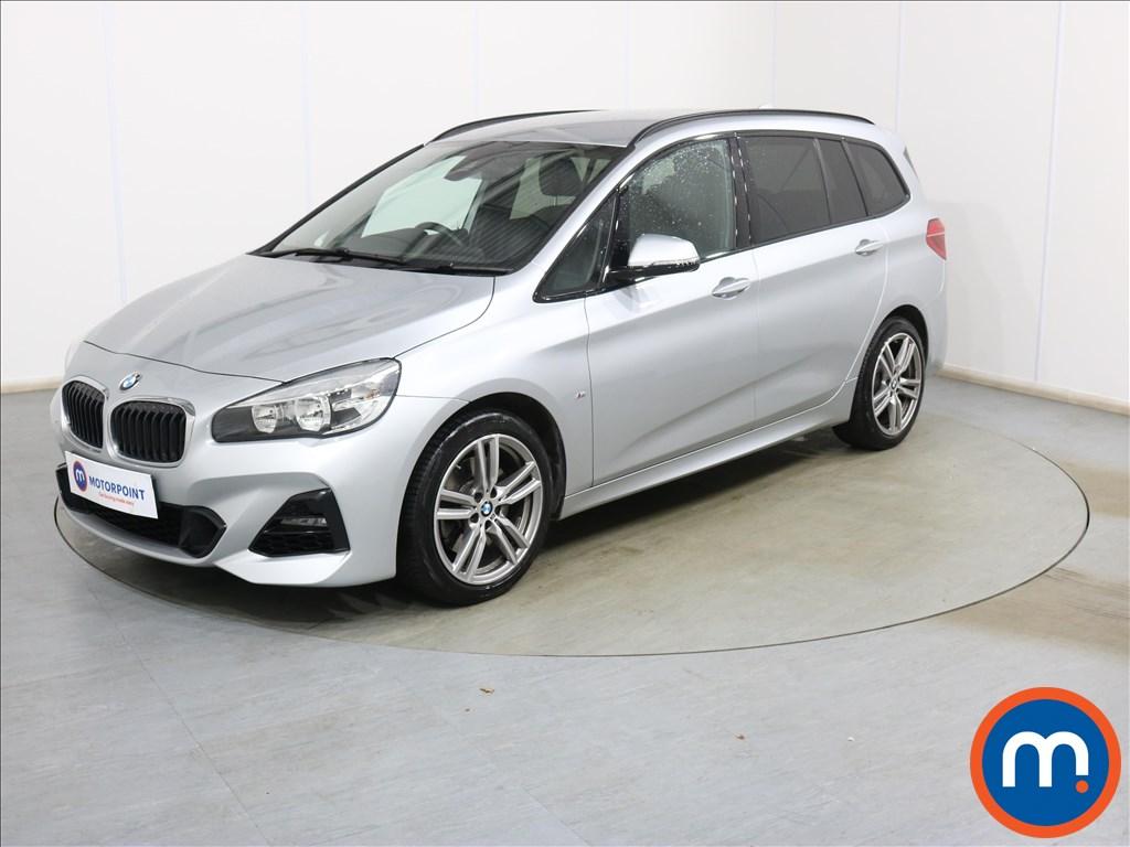 BMW 2 Series 220i M Sport 5dr DCT - Stock Number 1139351 Passenger side front corner
