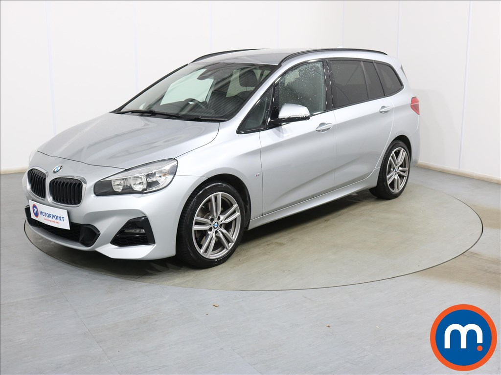 BMW 2 Series M Sport - Stock Number 1139351 Passenger side front corner