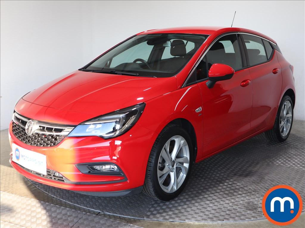 Vauxhall Astra SRi - Stock Number 1137543 Passenger side front corner