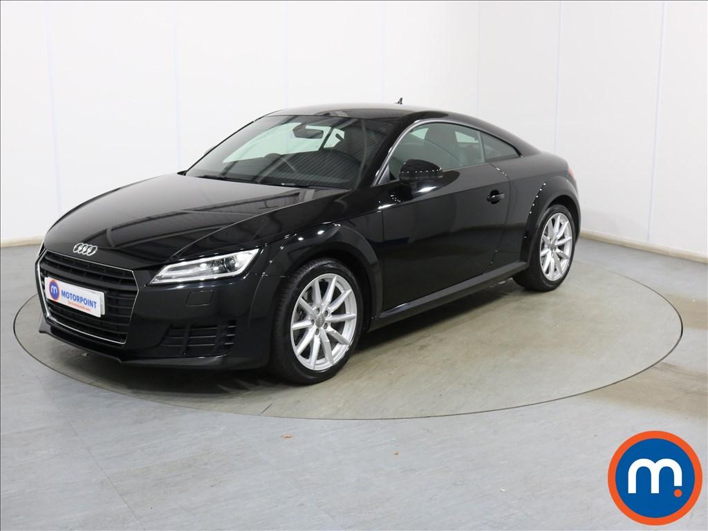 Audi TT Sport - Stock Number 1138490 Passenger side front corner