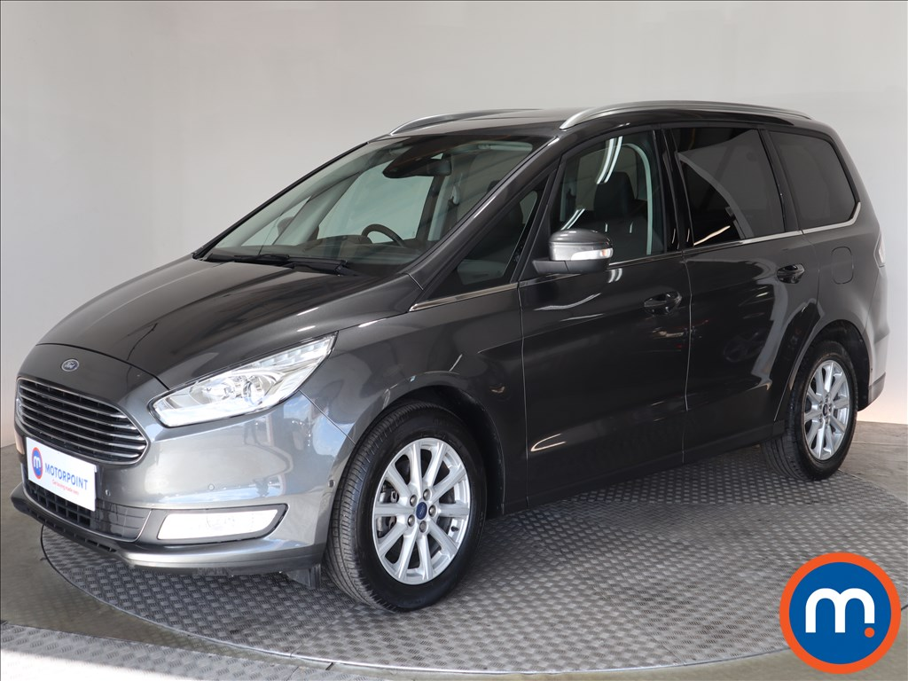 Ford Galaxy Titanium X - Stock Number 1129473 Passenger side front corner