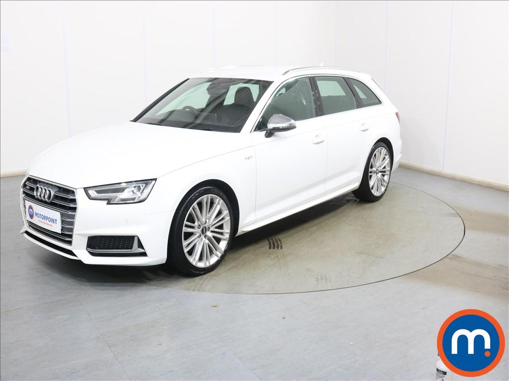 Audi A4 S4 - Stock Number 1138024 Passenger side front corner