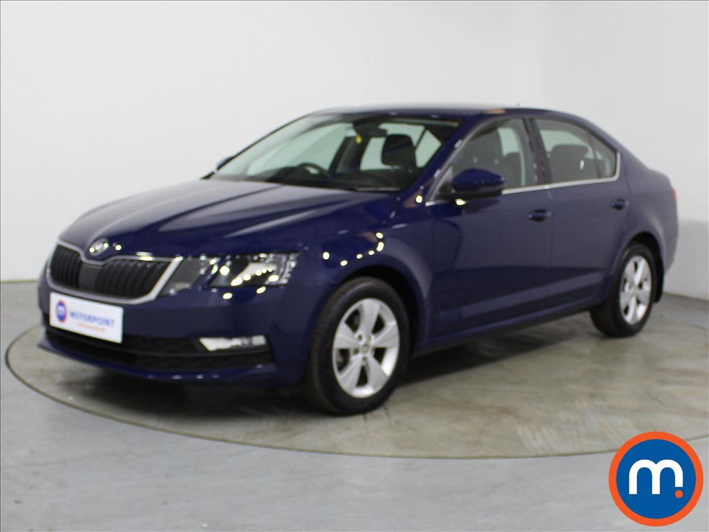 Skoda Octavia SE Technology - Stock Number 1135472 Passenger side front corner