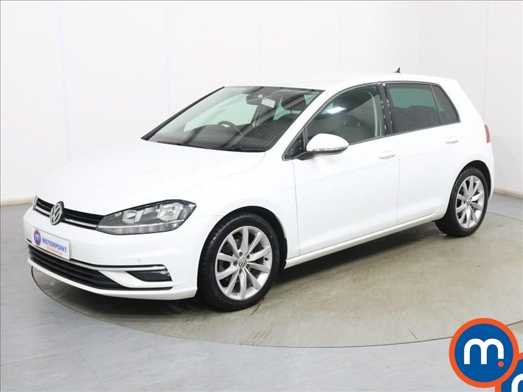 Volkswagen Golf GT - Stock Number 1138437 Passenger side front corner